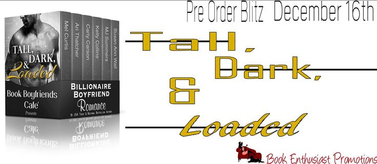 Book-o-Craze: Pre-Order Blitz {Giveaway} -- Tall Dark & Loaded A...