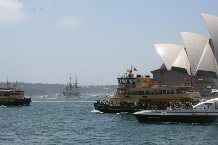 Australia Day #AustraliaDayOnboard