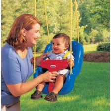 Little Tikes 2-in-1 Snug 'n Secure™ Swing  - for the lake $34.99