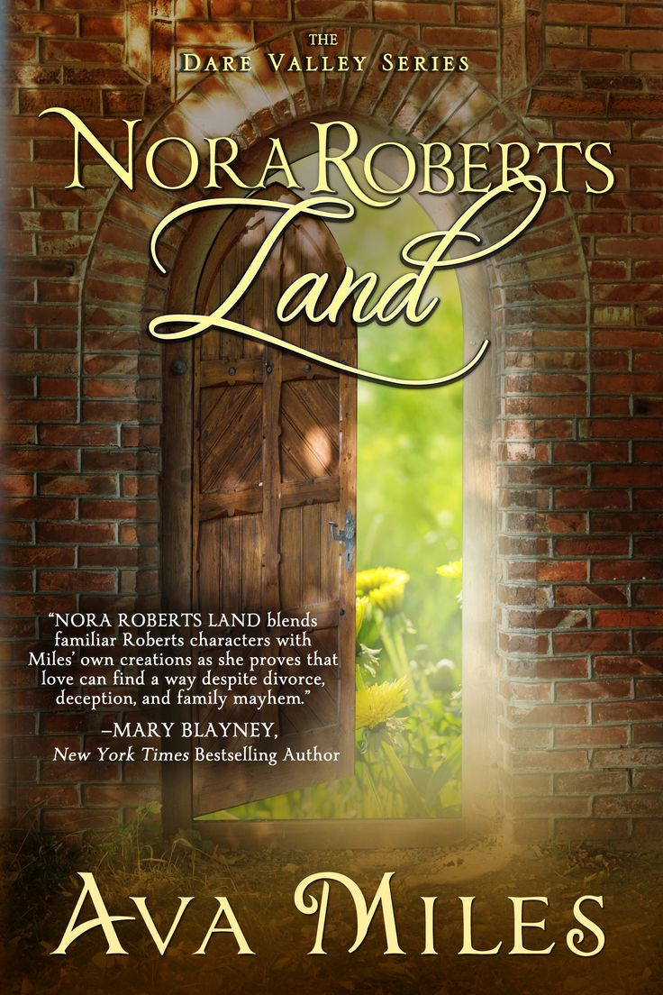 Find This Pin And More On Nora Roberts Landbook One In The Dare Valley  Series