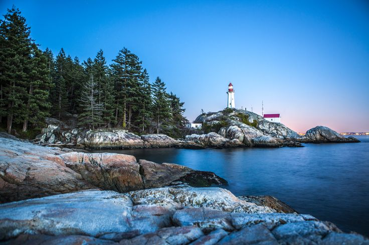 Lighthouse Park, West Vancouver (photo: 3Days in Vancouver)