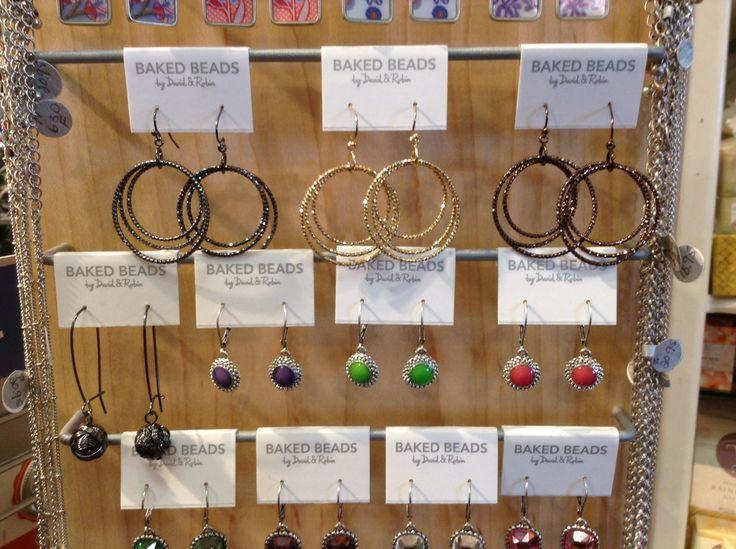 Baked beads by David & Robin | Bling-bling | Pinterest ...