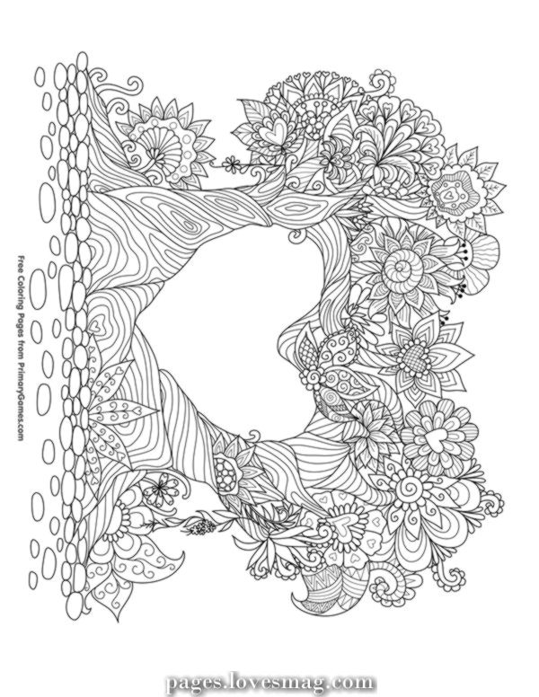 Terrific Valentines Day Coloring Pages Digital Guide Interlaced Timber Valentine Coloring Pages Valentines Day Coloring Page Coloring Pages