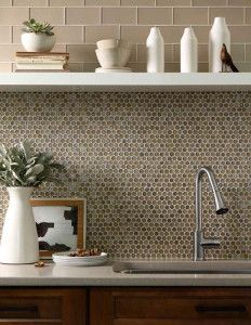 1000 Ideas About Penny Round Tiles On Pinterest Tile Glass Subway Tile And Terrazzo