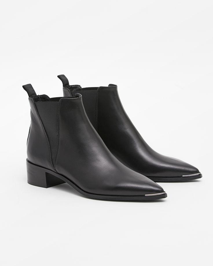 Jensen Leather Boot. Leather BootsLeather BootiesLeather Shoes