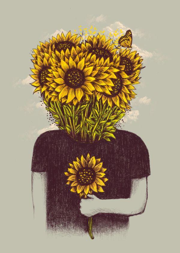 Sunflower clipart 7 clipartion com - Clipartix
