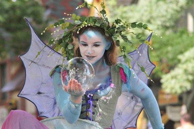 Fairy with a Bubble by tfcreate.deviantart.com on @deviantART