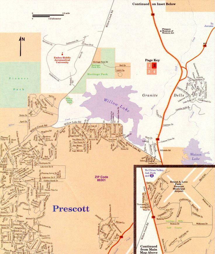 map of prescott valley az prescott arizona maps prescott az maps prescott valley az our. Black Bedroom Furniture Sets. Home Design Ideas