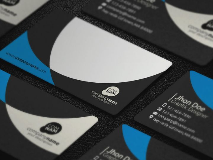 101 best business cards images on pinterest invitation cards microsoft word business card template mac wajeb Gallery