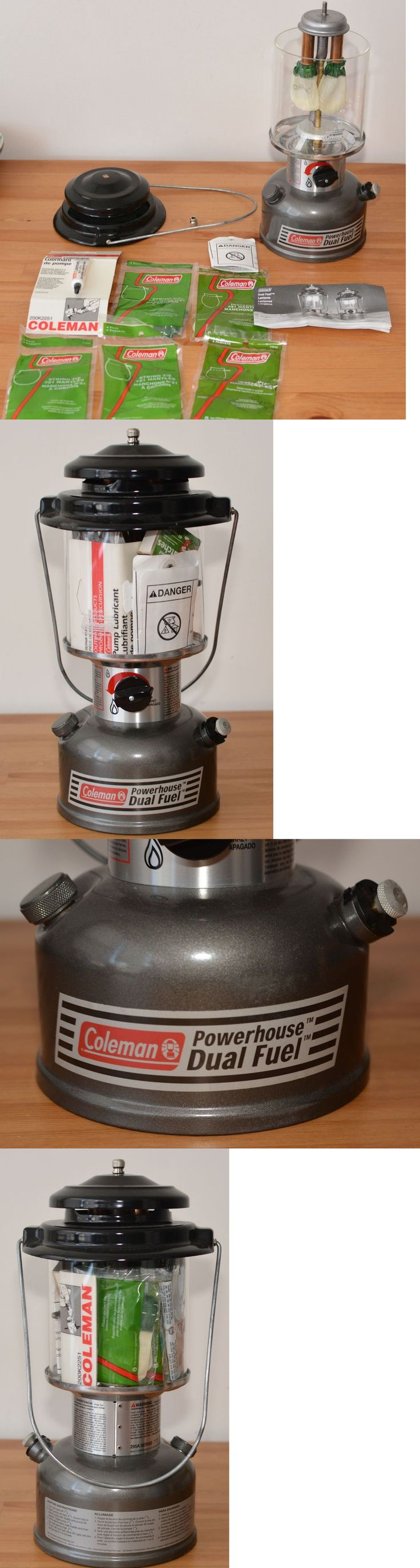 Lanterns 168867: Coleman Powerhouse Dual Fuel Camping Lantern 06 11 -> BUY IT NOW ONLY: $59.95 on eBay!