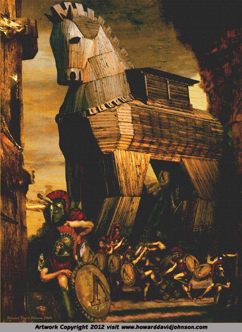 The Trojan Horse | Ant...
