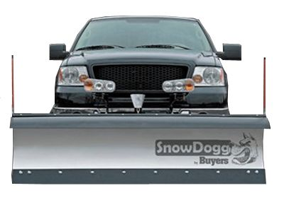 SnowDogg Snowplows | Browse, Research and Purchase Snow Dogg Stainless Snow plows by Buyers | Central Parts Warehouse