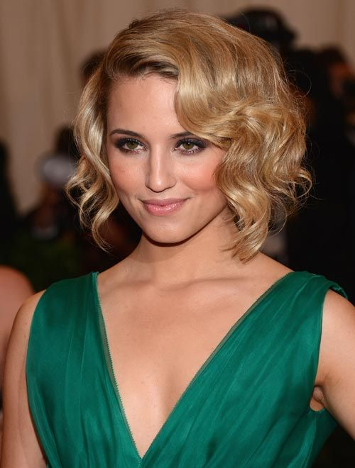 8 Hairstyles for Short Curly Hair- for the future when I decide to chop my hair