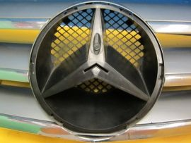 Used Auto Parts You Need: Mercedes Benz CLK500 - Grille - 209 880 01 23
