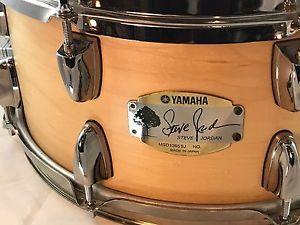 "Yamaha Steve Jordan 13"" x 6.5"" Maple Snare Beautiful! Very Nice Drum! WOW Rare | eBay"