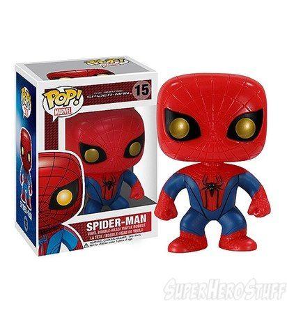 Spider Man POP! Toy :: Super Hero Stuff :: $13.99
