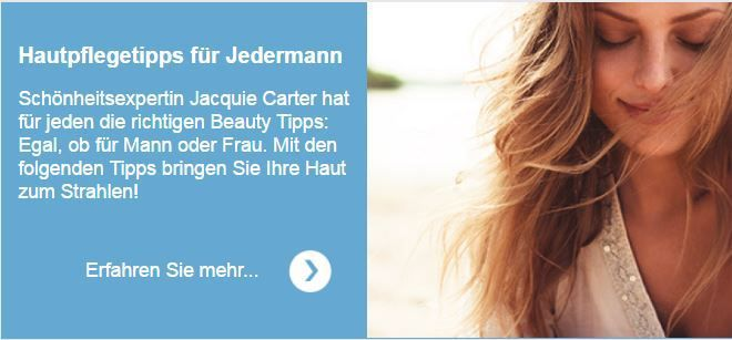 Beauty Tipps: Wie Pflege ich meine Haut im Sommer?- Schönheitsexpertin Jacquie Carter erklärt, wie Sie Ihre Haut den Sommer über am besten pflegen. Kontaktieren Sie mich noch HEUTE! Alle Herbalife Produkte, (Sport-)Ernährungs-, Beauty-, Fitness- und…