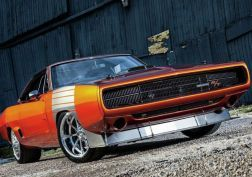 1970 Dodge Charger RT Muscle Super Street Pro Touring USA -01 wallpaper