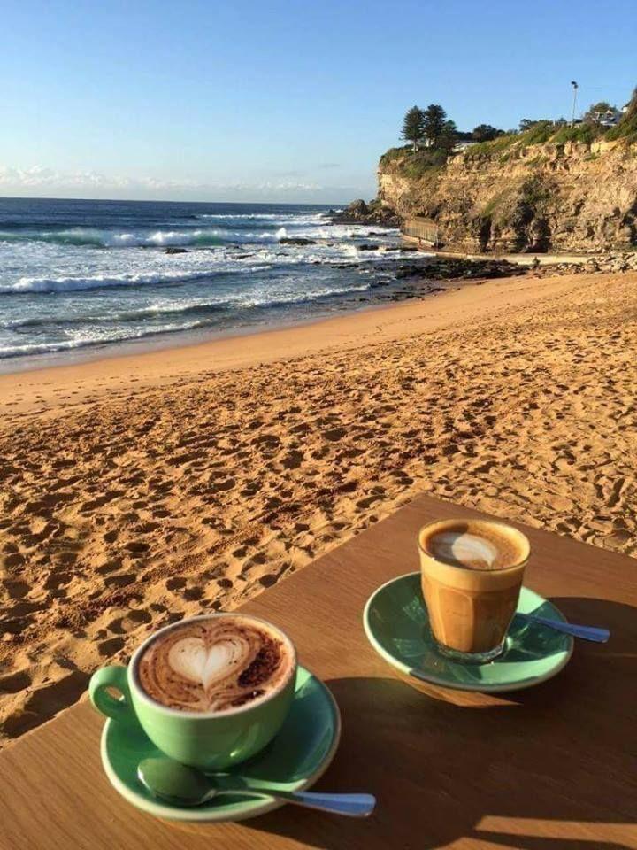 Доброе утро хорошего дня картинки красивые необычные море