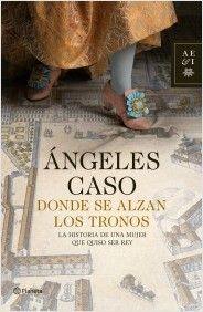 Ángeles Caso escribe MUY bien. Y la historia que narra, del siglo XVIII, es bastante actual, ¿no?