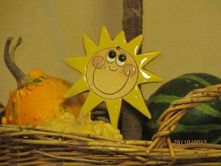 Malé+dekorativní+sluníčko+Sluníčko+pro+radost,+dokorace+na+větvičku,+na+zeď+apod.