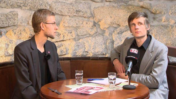 Europawahl 2014: Time2Talk mit Stefan Schobesberger (Neos)  Mehr unter >>> http://a24.me/1oib2ye