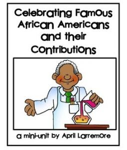Mini Unit for Black History Month