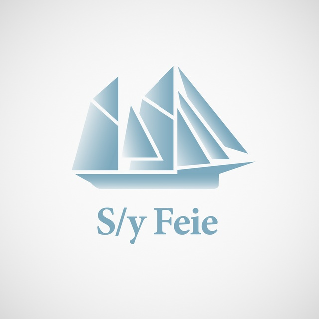 Logo for a sailing yacht