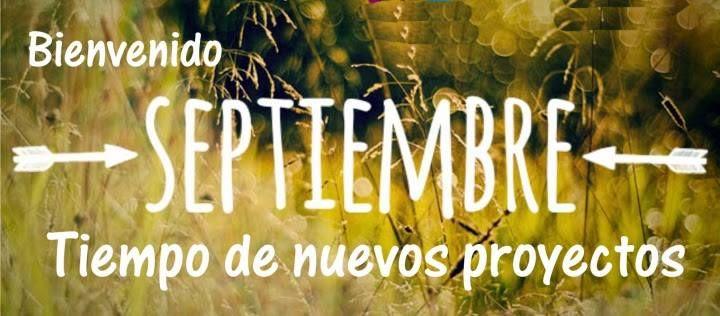 Bienvenido Septiembre!!!!! Que nos da: la oportunidad de volver a comenzar!!!!!  #Septiembre #NuevoMes #CasiPrimavera