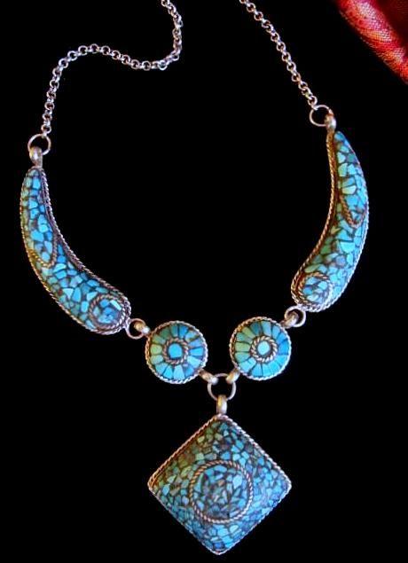 tibetan jewelry - Hledat Googlem