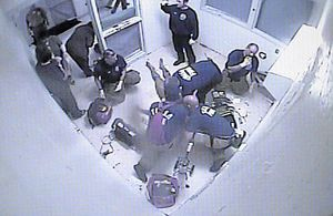 Sheriff Stanley Glanz said Friday that he plans to ask a judge to order the Department of Corrections to pick up the 260 DOC-ready inmates who are at the Tulsa Jail. Description from tulsaworld.com. I searched for this on bing.com/images
