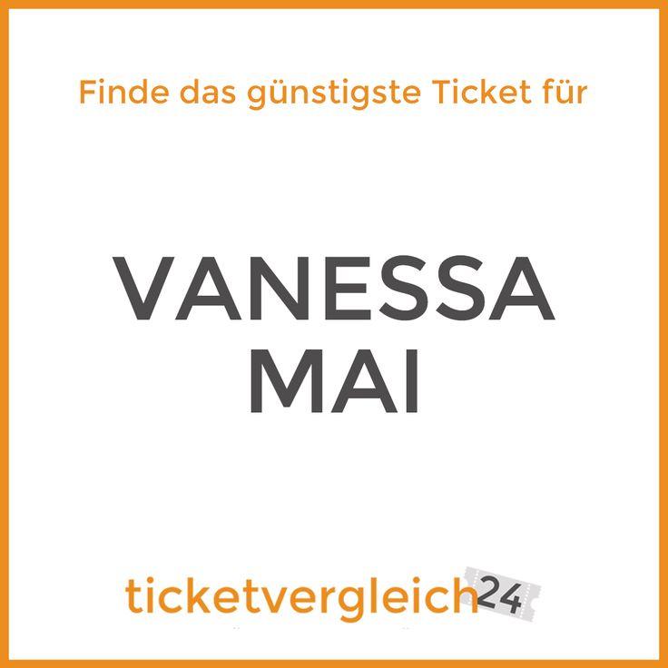 Vanessa Mai ist ab April auf großer Deutschland Tournee.  April bis Juni stehen Dresden, Hamburg, Oldenburg, Leipzig, Berlin, München, Stuttgart und viele weitere Stationen auf dem Plan.  Die besten Tickets findest Du wie immer auf https://www.ticketvergleich24.de/artist/vanessa-mai/   #vanessamai #tickets #ticketvergleich24 #tournee #dresden #hamburg #oldenburg #leipzig #berlin #münchen #stuttgart #konzert #schlager