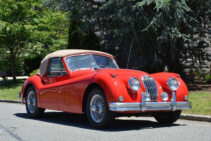 1957 Jaguar XK-140 for sale #1843881 | Hemmings Motor News