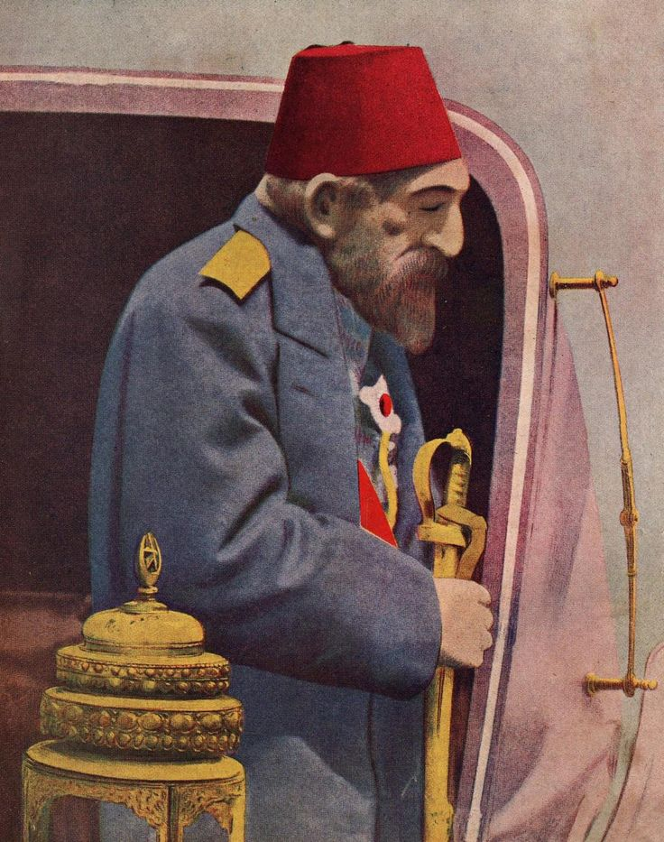 an overview of the life of sultan abdulhamid ii of the ottoman empire Sultan abdul hamid ii and his pan-islamic policies after the major kurdish rebellions of the nineteenth century, the ottoman empire changed its policies towards the kurds he dedicated his life to accomplish this important task.