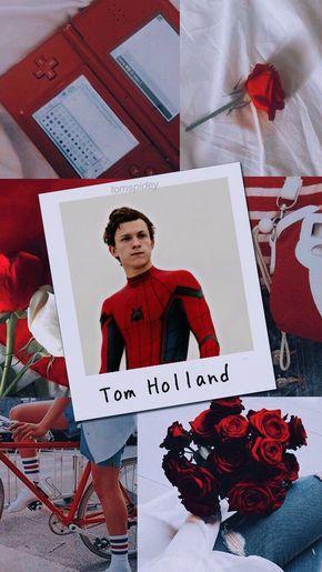 Tom Holland Lockscreens❀ – 73