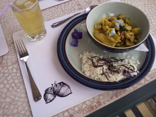 fish curry <3 om nom nom