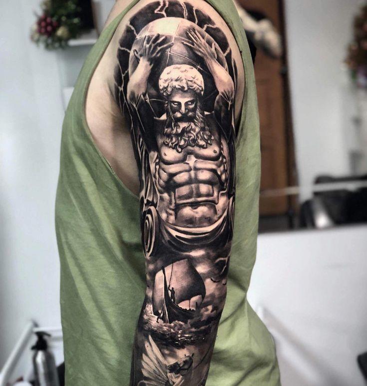 Sleeve tattoo design your own fullsleevetattoos full