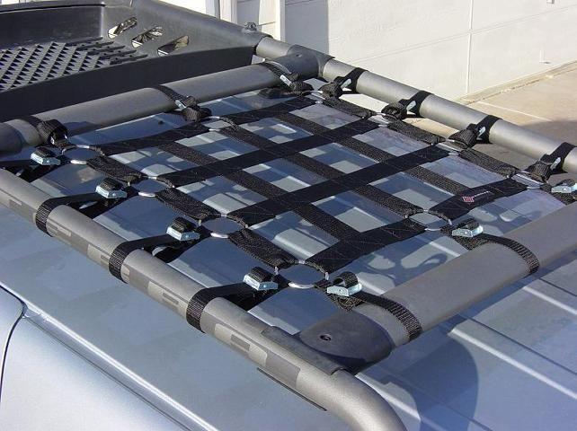 4x4 Parts Frontier Amp Xterra Roof Rack Net Rhrnrexn