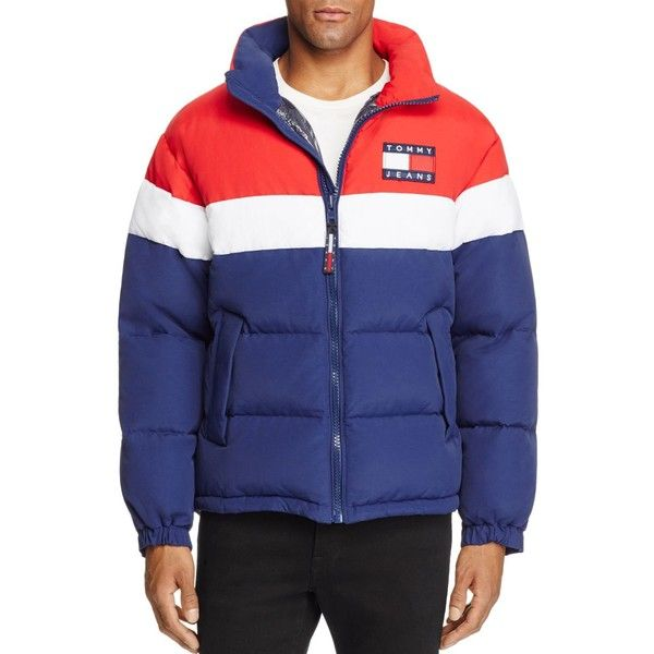 Tommy hilfiger men's jacket blue
