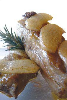 Ricetta Costine di maiale in forno