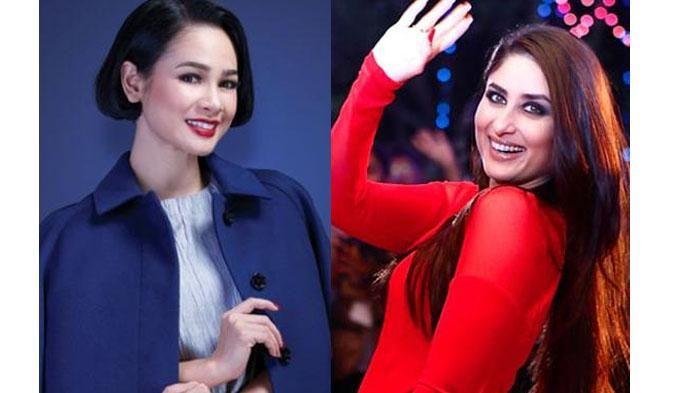 Begini Fashion Ibu Hamil Ala Andien dan Kareena Kapoor, Beda Negara Beda Gaya, dong