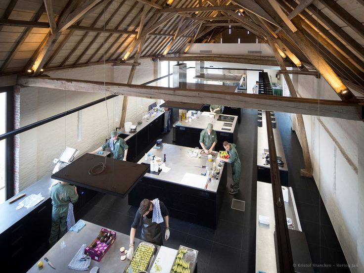 Hof De Pleyne (restaurant Hertog Jan) – Loppem (Zedelgem) | Architectenbureau Dries Bonamie bvba
