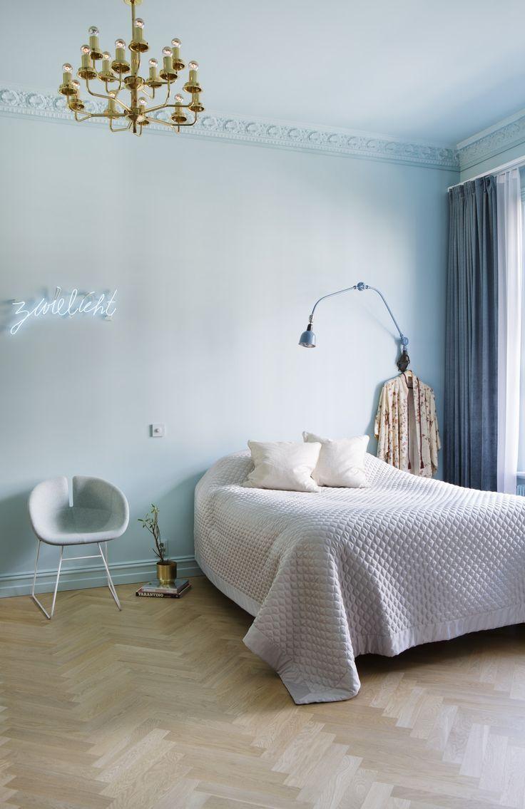 Fargerik Forvandling Blue Bedroom Decor Light Blue Bedroom