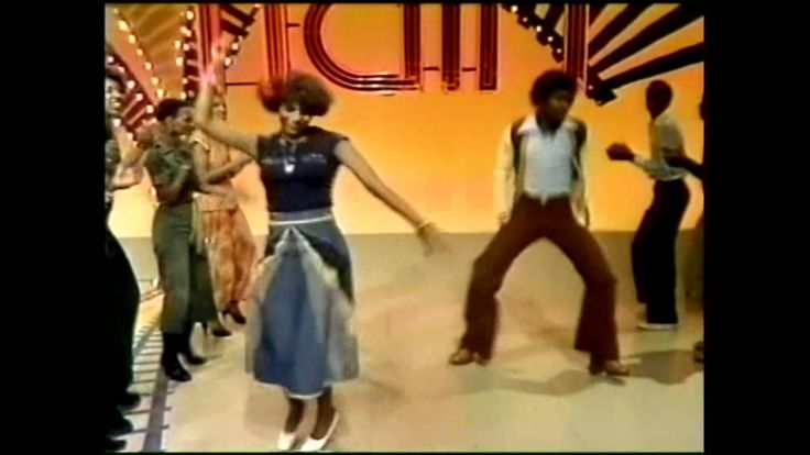 Soul Train - YOU SHOULD BE DANCING Bee Gees