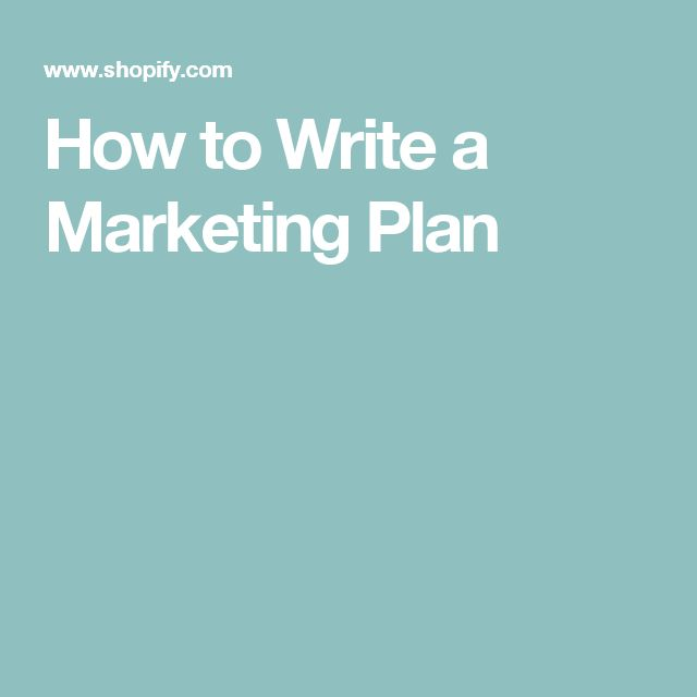 Best  Marketing Plan Outline Ideas On   Startup