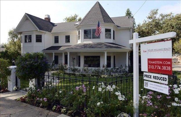La venta de casas usadas disminuyó un 0,4 % en febrero