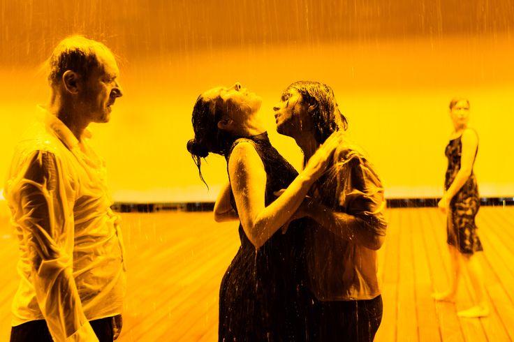 The hidden force - Ivo Van Hove - Teatre Lliure (Grec 2016). 03 de juliol 2016
