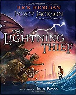 Pdf Download Percy Jackson And The Olympians The Lightning Thief