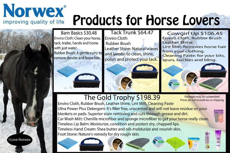 HORSE OWNERS: DO YOU KNOW WHAT IS IN THE PRODUCTS YOU ARE USING ON YOUR HORSES???? This flyer was made by a rancher who also sells Norwex. At least look at my website and read about Norwex and then decide if you want to try these great products without any harmful chemicals for your horses http://www.norwex.biz/publicstore/stores/SummerWalters/AM/default.aspx