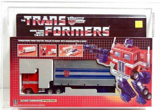 Autobots Optimus Prime